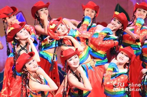 '四海同春'慰侨演出在韩国首尔举行(组图)
