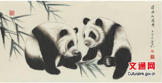 钢铁木尔在开幕式上致辞表示,在去年中国国家主席习近平对蒙古国进行国事访问以来,中蒙两国各个领域的友好往来更加频繁,两国之间的文化交流有了令人欣喜的新局面。此次中国国宝级动物熊猫画国际巡展的第一站选择蒙古国,充分表达了中国人民的友好和发展两国文化交流的积极态度。展出的艺术作品也体现了爱护珍稀动物的环保意识,蒙古国的戈壁棕熊也是频临灭绝的稀少动物,应该像中国大熊猫一样得到保护和宣传,此展对唤起人们环保思想很有积极意义。画家沙马拉毅向给予大力支持的蒙古国各界人士表示感谢,并表示此次画展选择我国最近的邻国之