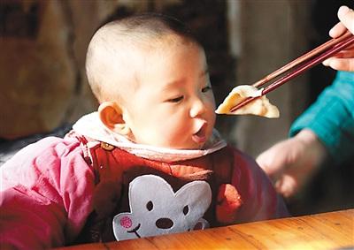 在北方,立冬讲究吃饺子