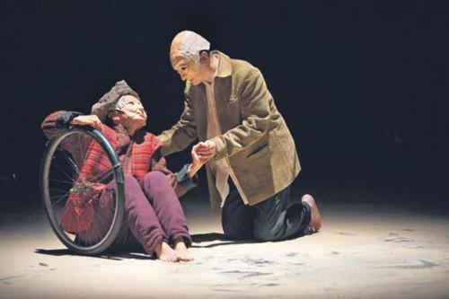 中国舞台剧震撼亮相新加坡 弘扬中华传统孝道