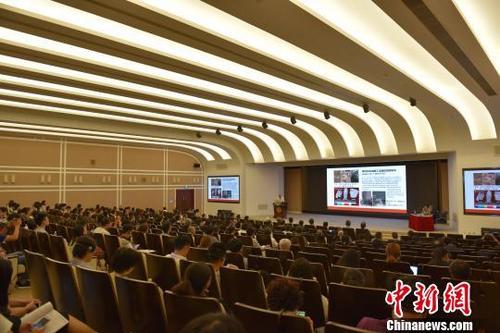 中国侨网来自中国,韩国,日本三国家的高校,科研机构以及文博单位的四