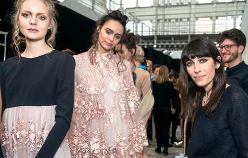 意大利时尚设计大师秀中国元素献礼米兰时装周