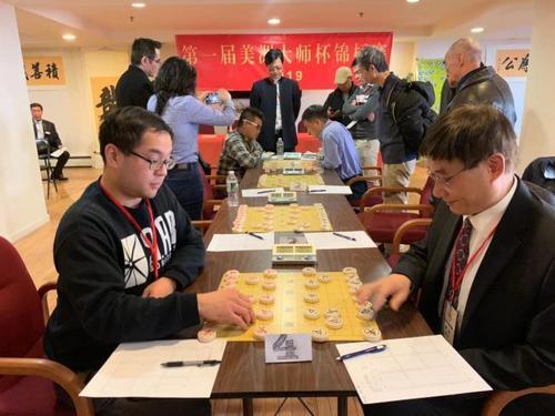 """纽约华裔""""棋王"""":象棋让我爱上中国文化"""