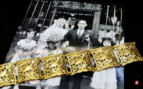 新加坡土生华人:婚丧喜庆都戴首饰