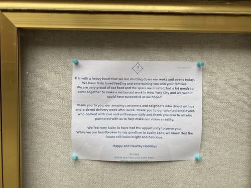 纽约犹太裔开中餐馆自诩干净健康 开业8个月关门