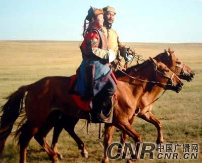 《蒙古国风情摄影展》在京举行(图)