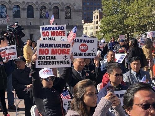 美国司法部冀上诉法院推翻哈佛歧视案胜诉裁决